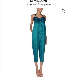 Missoni jumpsuit